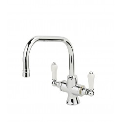 Pevensey Cross Body Lever Mono Mixer