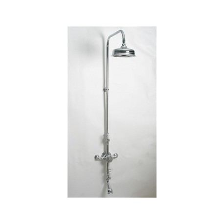 Pevensey Exp. Thermostatic Shower & Tub Spout